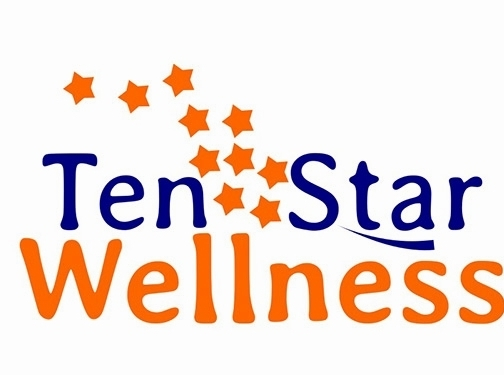https://www.tenstarwellness.com/ website