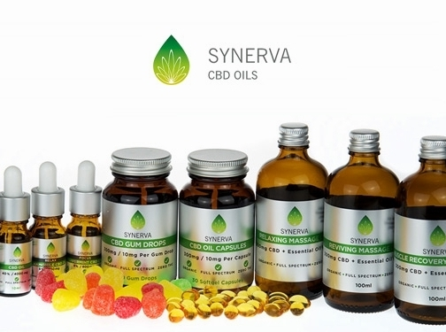 https://www.synervacbdoils.co.uk/ website
