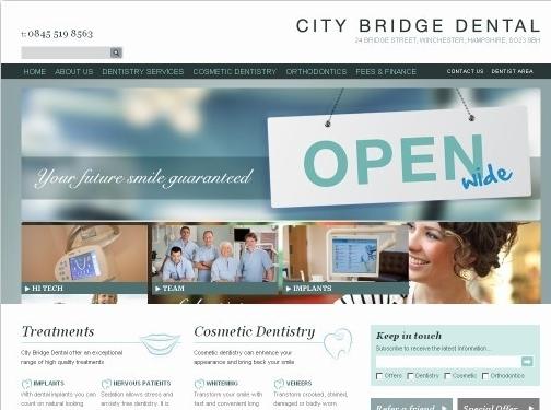 https://www.citybridgedental.co.uk website