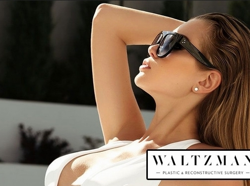 https://www.waltzmanplasticsurgery.com/ website